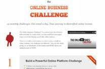 The Online Business Challenge